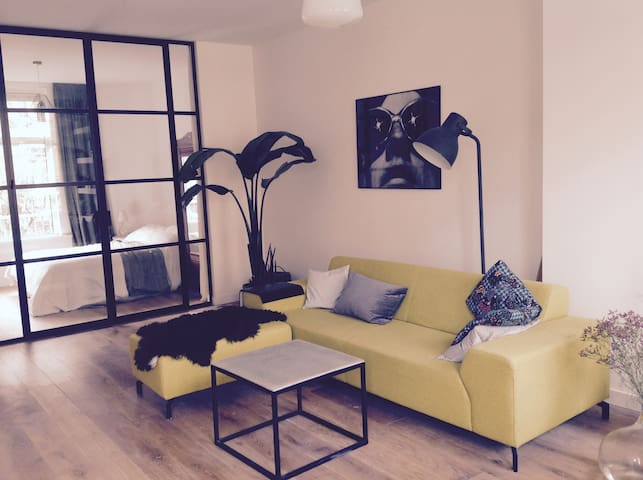 Modern, stylish and bright apartment - Amsterdam - Appartement
