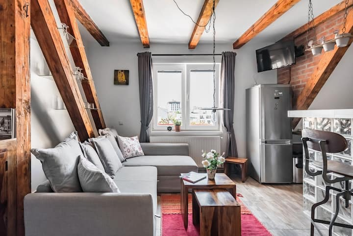 Explore Bratislava From a Stylish Loft