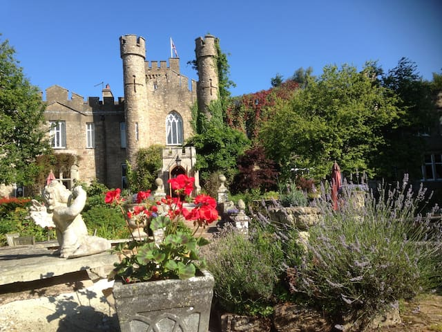 Self Catering Exclusive Hire of a Castle