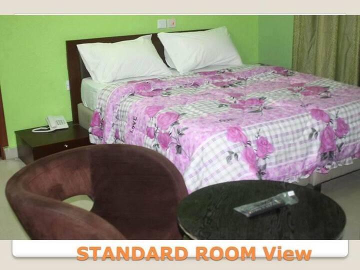 Vicjames - Standard Room Apartment