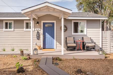 THE COTTAGE * 7 blocks to the bay!! - Morro Bay