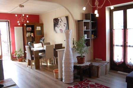 Appartamento a Castellar, 5km da Saluzzo. - Castellar - Apartment