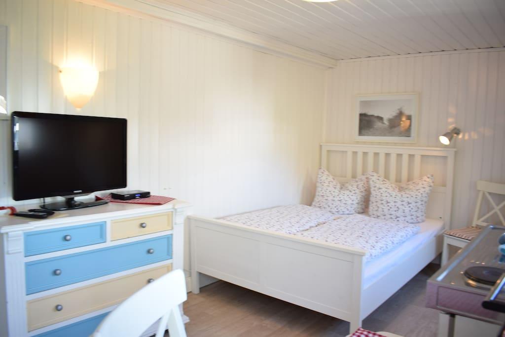 Gemütliches Einraum-Appartement
