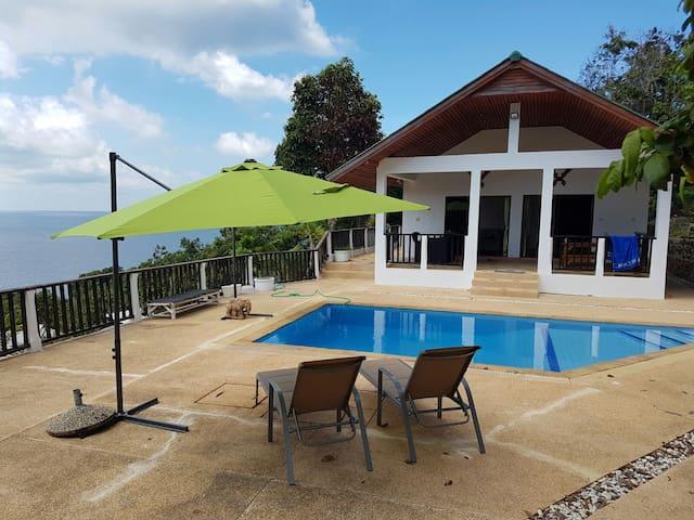 The pool house - Koh phangan  - Вилла