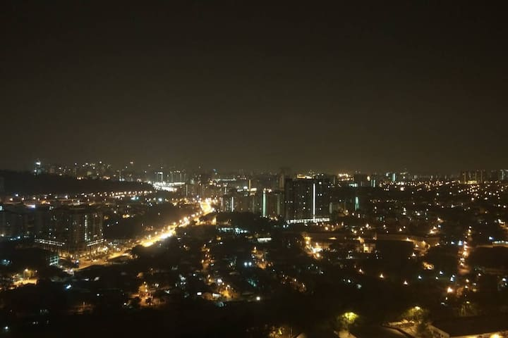 Medium Room at Top Floor With KL city view - Kuala Lumpur - Byt