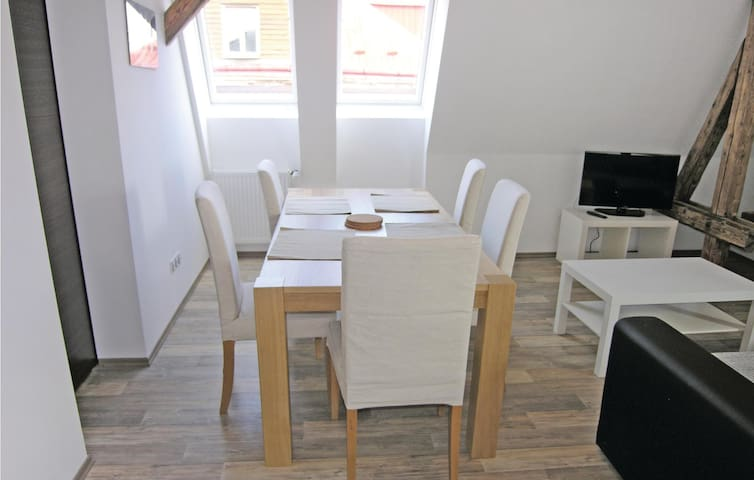 Holiday apartment with 1 bedroom on 52 m² TBW577