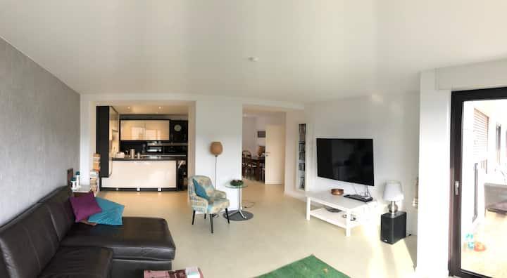 Stilvolles Design Appartement mit 1a Ausstattung