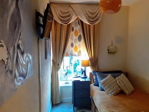Luxury single room, room 4