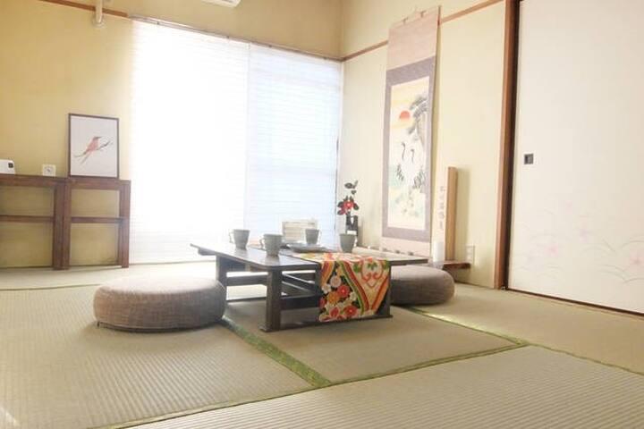 10MIN-ST IKEBUKURO PRIVATE APART MAX6 WiFi - Toshima-ku