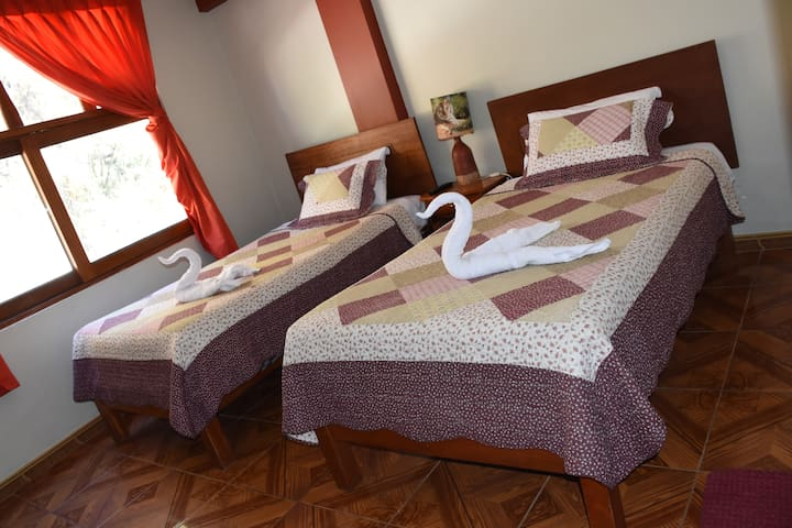 hosta sun palace inn - Aguas Calientes - Appartement