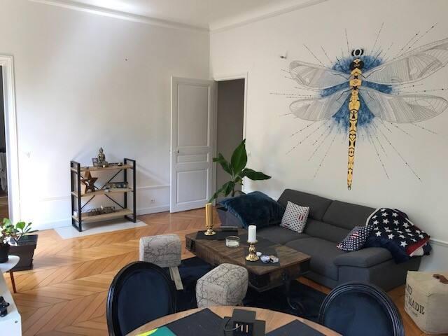 Superbe appartement de charme