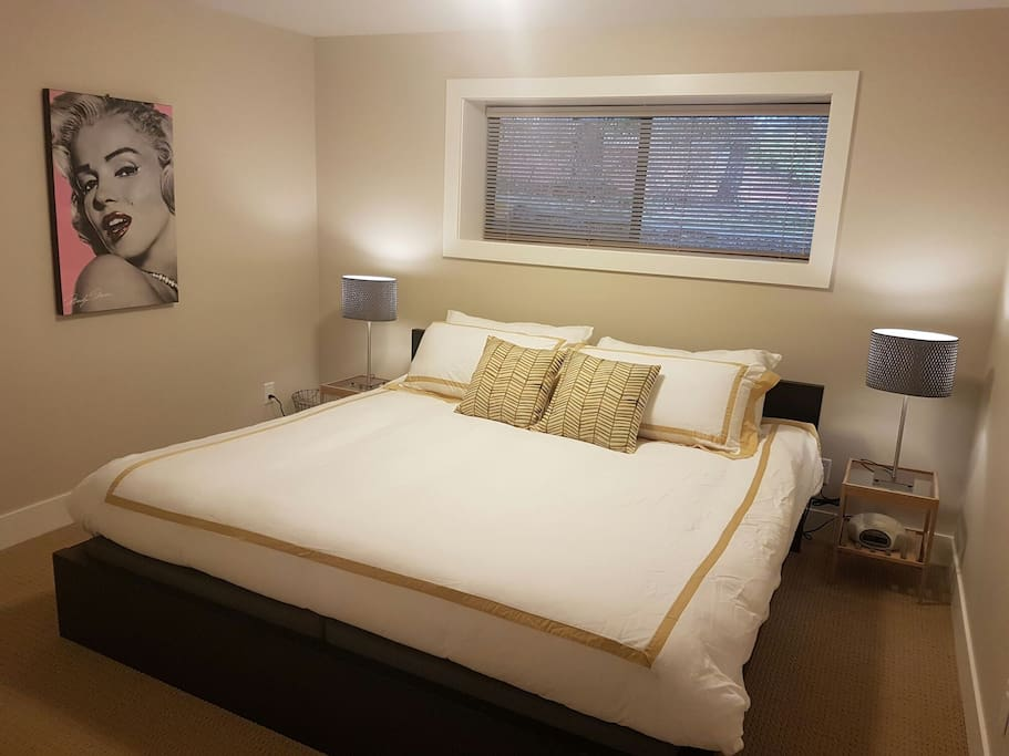 Brand New Luxury King Bed