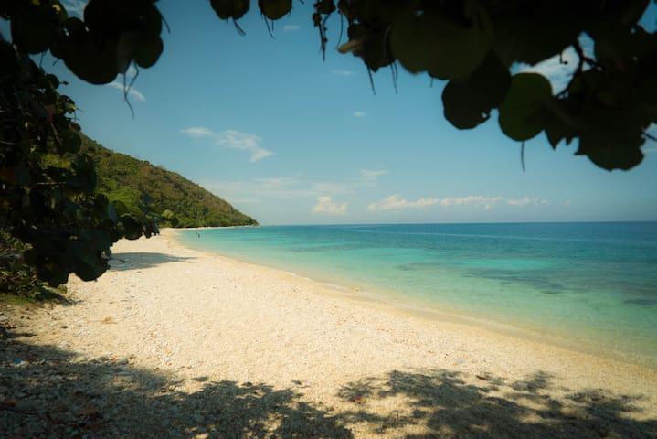 Hotel Taina un petit coin de paradis caribbean - Grand Goave - Aamiaismajoitus
