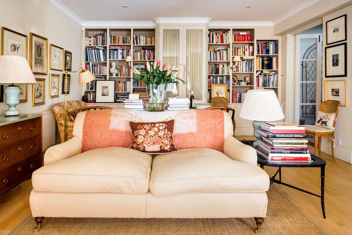 Secluded Townhouse near Buckingham Palace