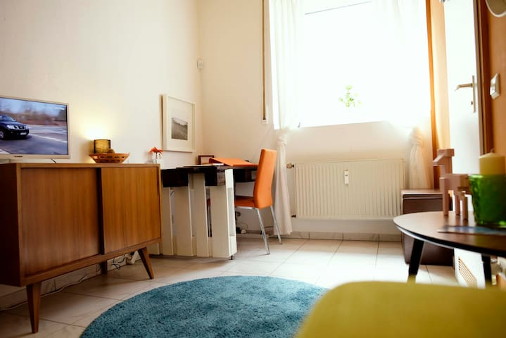 Feel Good - Compact budget studio. - Duisburg