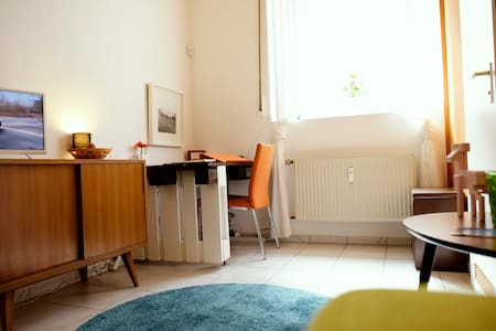 Klein aber fein. – Wohfühl-budget studio. - Duisburg - Apartmen