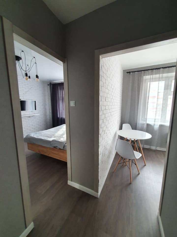 Квартира на Сосновой
