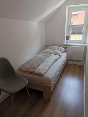 4.Schlafzimmer (0,90m×2,0m)