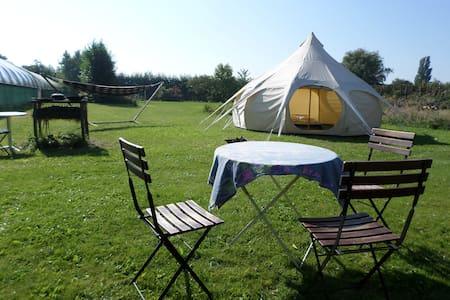 Romantic Family Tent - Schellinkhout - Zelt