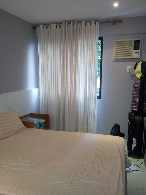 Quarto de Casal (Double Bedroom)