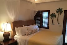 Coconut Palm Villa Guest Bedroom
