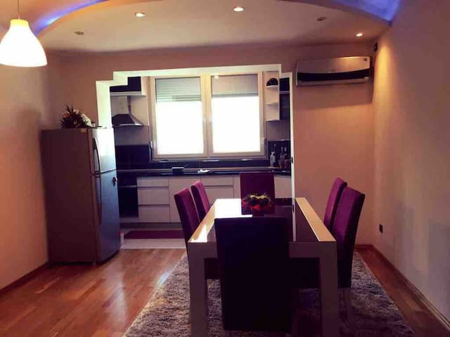 LUX apartment in city center of Skopje