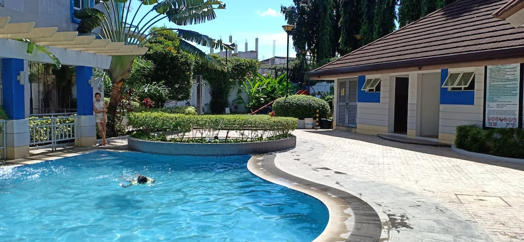 One bedroom Condo with WIFI near Nuvali