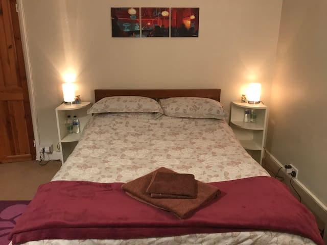 Matilda's - En-suite and close to City Centre