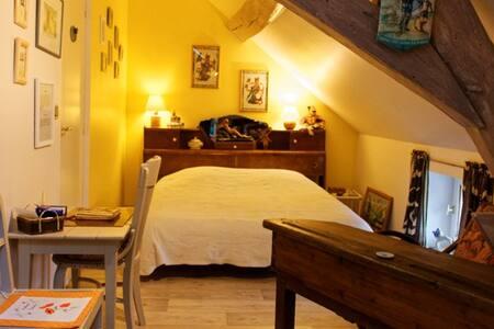 une agréable étape au coeur de la vallée du Serein - Môlay - Bed & Breakfast