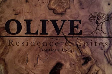 Olive Residence and Suites - Boutique Lodge - Crato e Mártires - Natur-Lodge