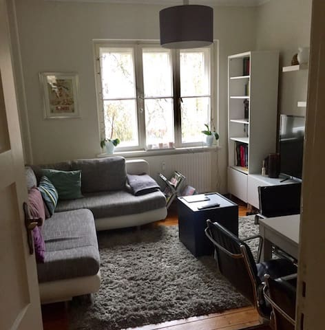Cozy Apartment in a beautiful area! - Berlín - Pis