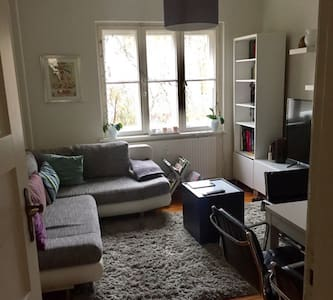 Cozy Apartment in a beautiful area! - Berlín - Byt