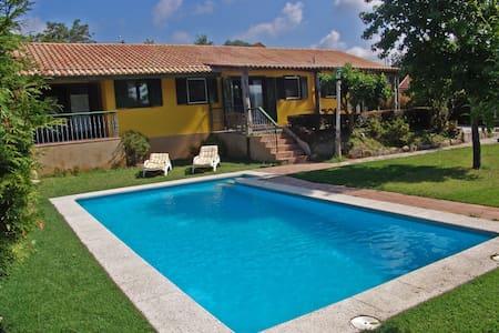 Casa Rural, Cerca de la Playa - Nigrán - Hus