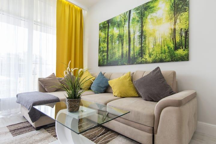 Стильная квартира в самом красивом центре Сочи!