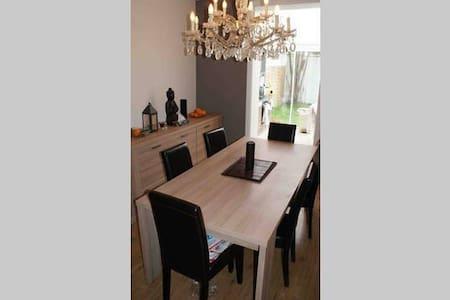 Chambre dans maison avec jacuzzi et jardin - Berchem-Sainte-Agathe