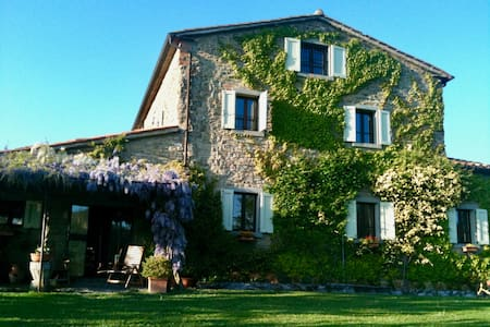 Idyllic Umbrian House for Holidays, Yoga Retreats