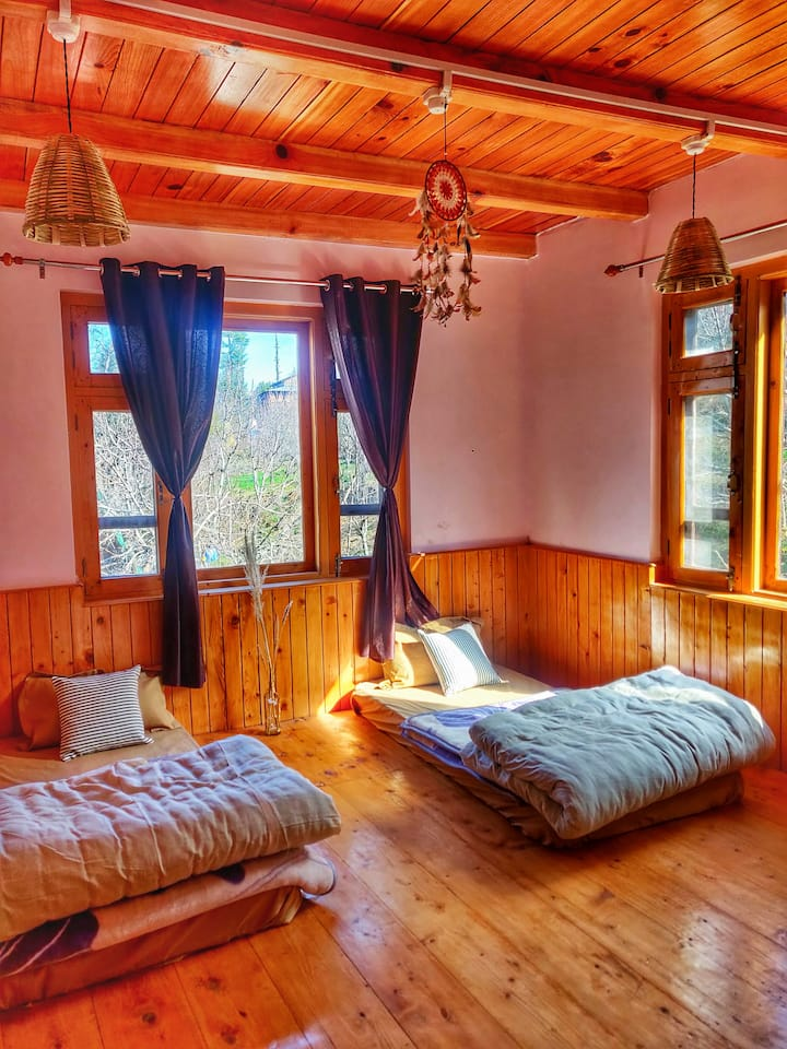 Dormitory on the Mountain   Pine Cottage