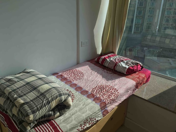 1 Bedroom in a high rise apartment