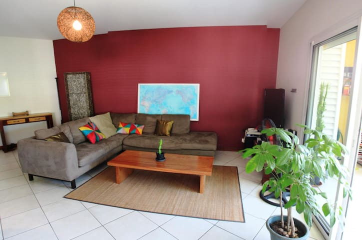 Spacious and fully equiped flat - Noumea - Appartement