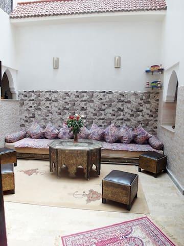 Cosy Hostel in the heart of  Marrakech