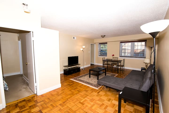 1 br Condo - Fantastic Location & Free Parking! - Arlington - Appartement