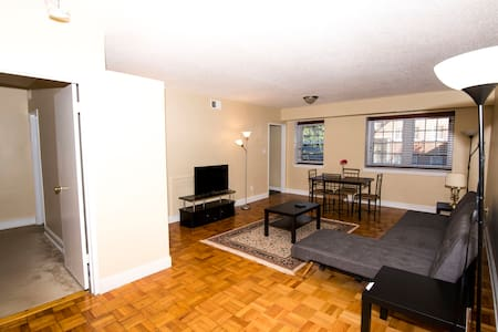 1 br Condo - Fantastic Location & Free Parking! - Arlington - Byt