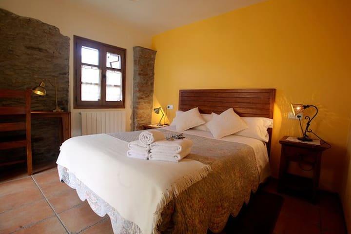 Casa Jan -  Pallars Sobirà - Pirineo de Lleida - Beraní