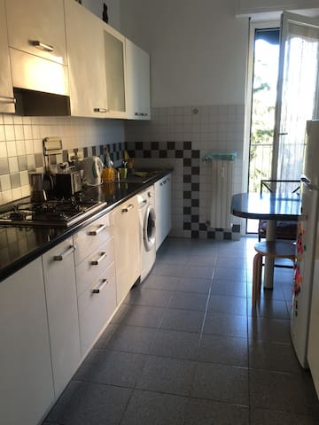 Fully Equipped Apartment in Milan with Internet - Milán - Apartamento