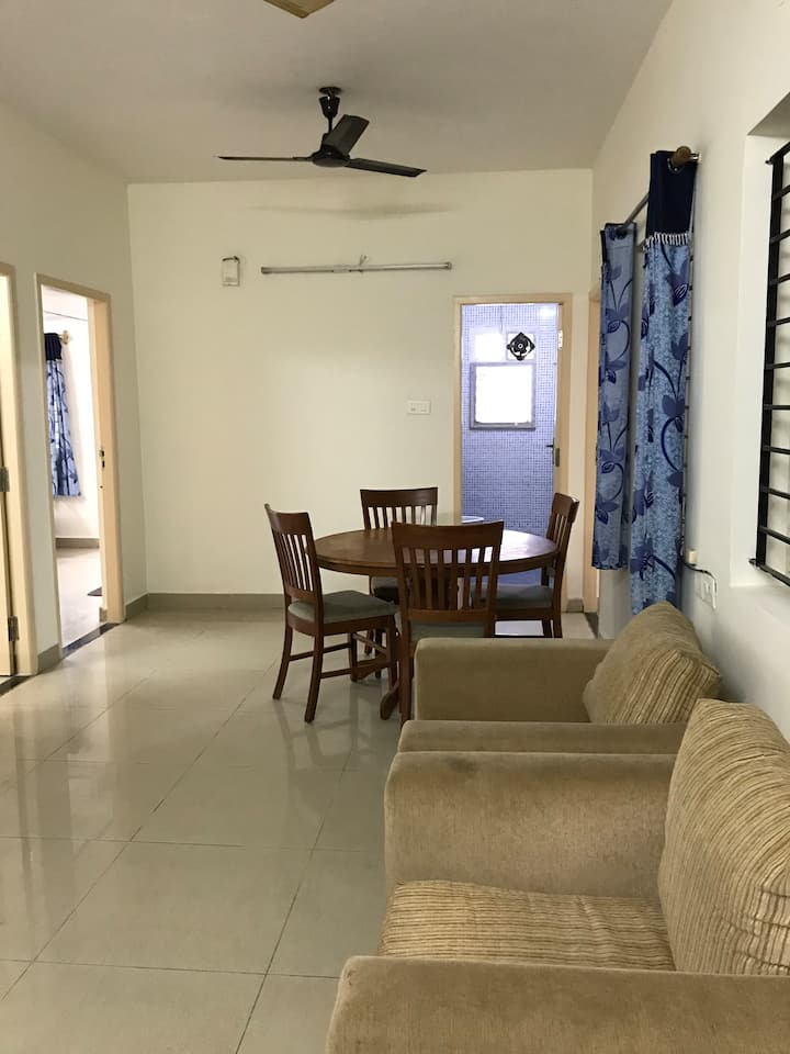 Cosy stay near IT parks/Speciality Hosptial in OMR