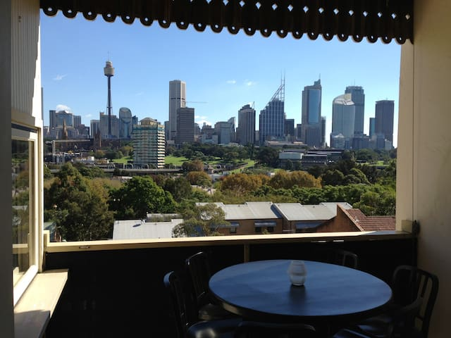 Beautiful Room with stunning views - Potts Point - Haus
