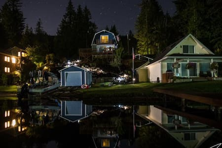 North Star Retreat at Summit Lake! - Olympia - Huis