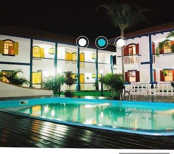Residencial Colonial Amarelo