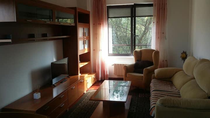 Precioso piso a 5 min. de la playa de Somo.