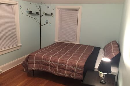 Beautiful private room in Port Jeff - Port Jefferson Station - Hus